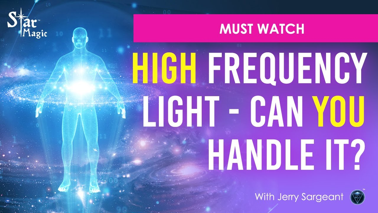 VIDEO: How Do YOU Handle a Sudden Expansion of HIGHER Consciousness?