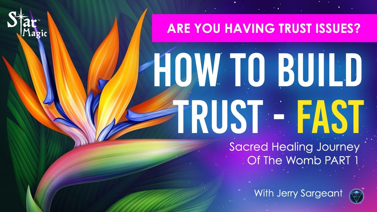 VIDEO: Sacred Healing Journey Of The Womb PART 2 | Guided Meditation To SHIFT Your Timeline & Build TRUST
