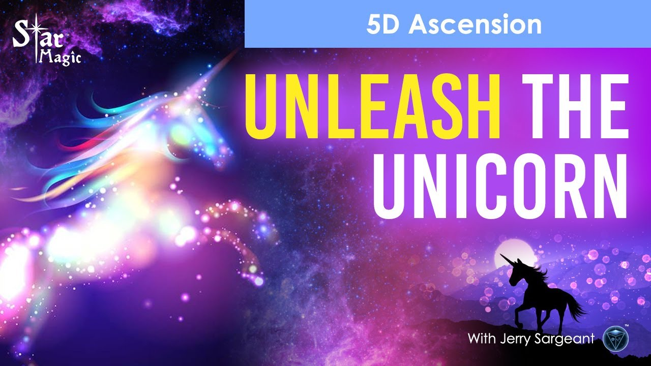 VIDEO: The UNICORN Is Free – Decoding The CODE of ASCENSION