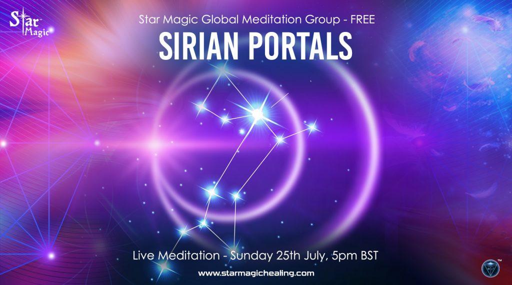 Global Meditation Group - Sirian Portals