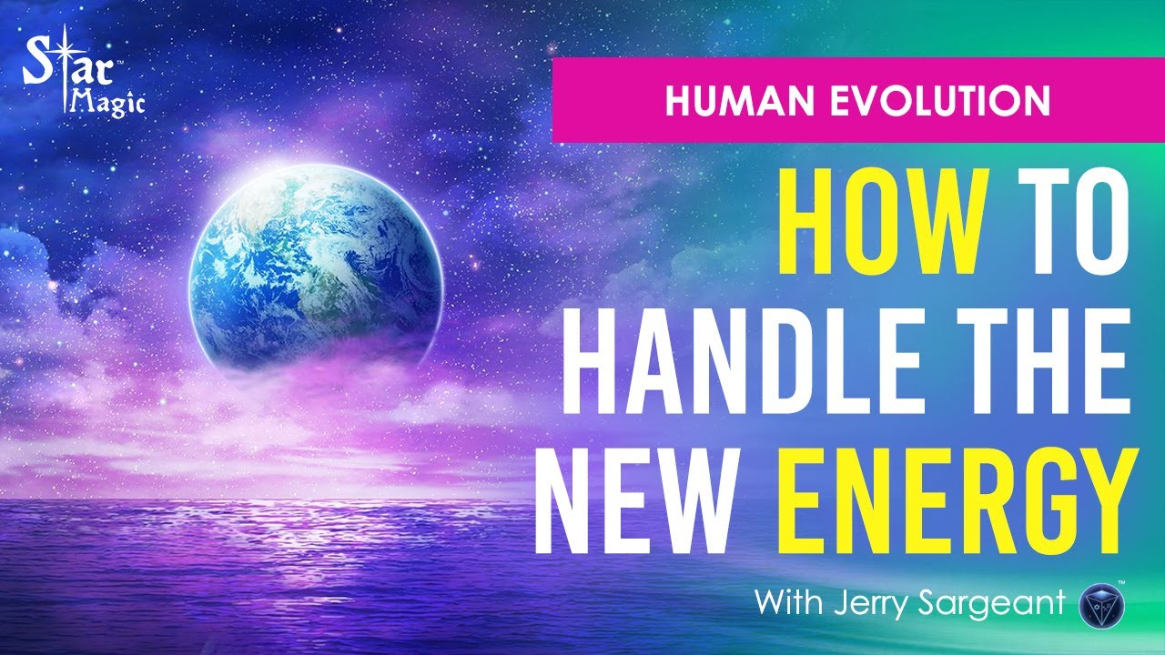 VIDEO: How To Handle The NEW Planetary Energy | BEST TIPS To Evolve