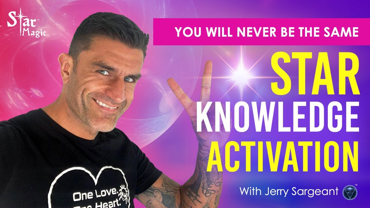 VIDEO: [POWERFUL]  Massive ACTIVATION I Galactic Healing & Star Knowledge UPGRADE