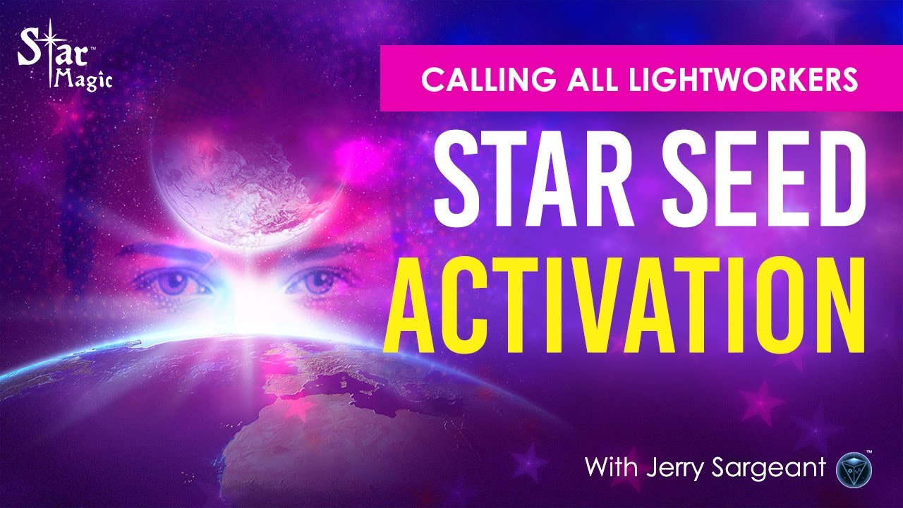 VIDEO: Star Seed DNA Activation For Liberation & Unification