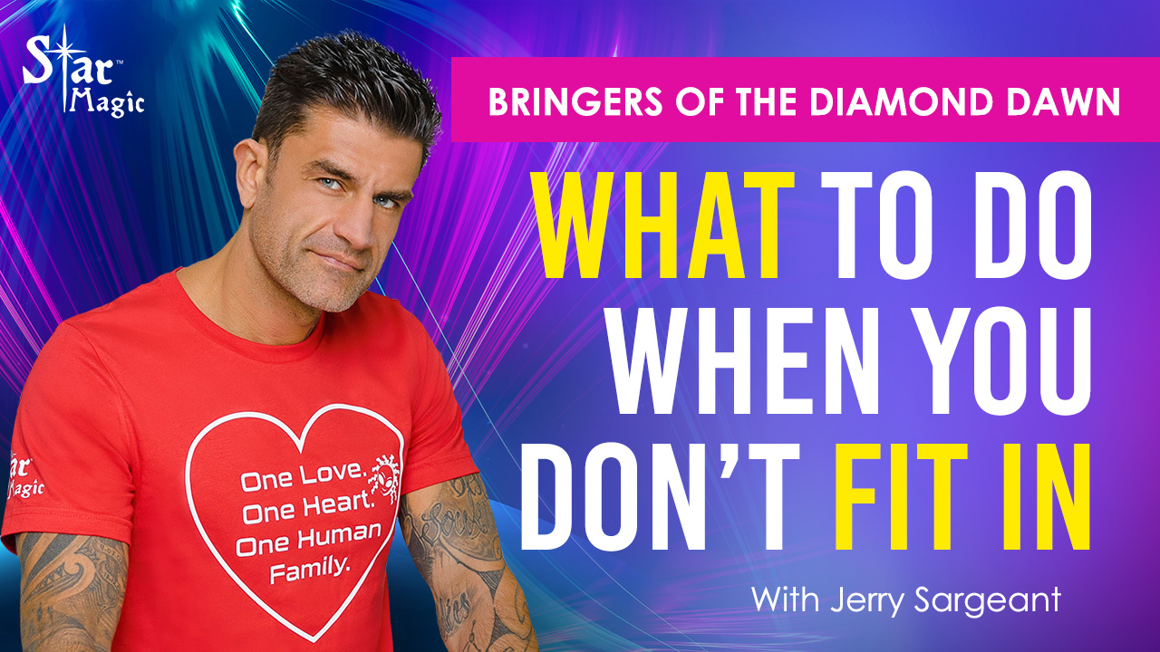 VIDEO: Bringers Of The Diamond Dawn | 5D | What Do You Do When You Don't Fit In?