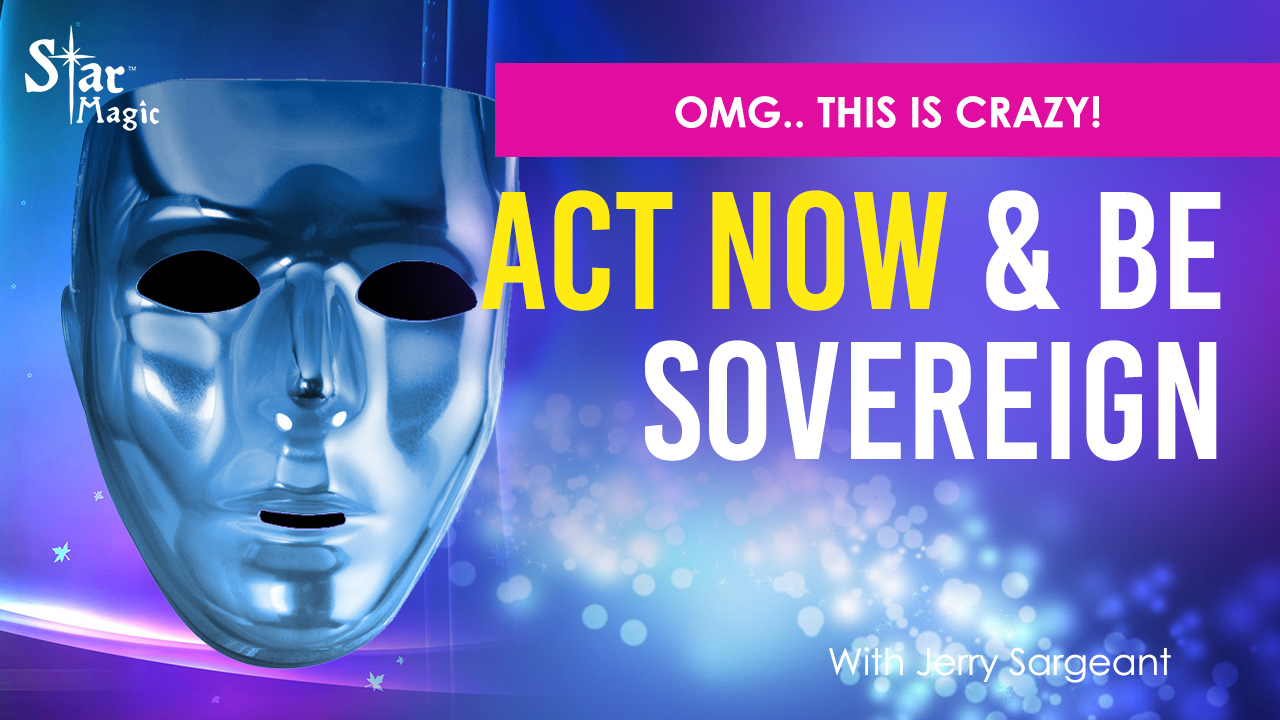 OMG | It's Crazier Than I Thought | Act NOW & Be Sovereign