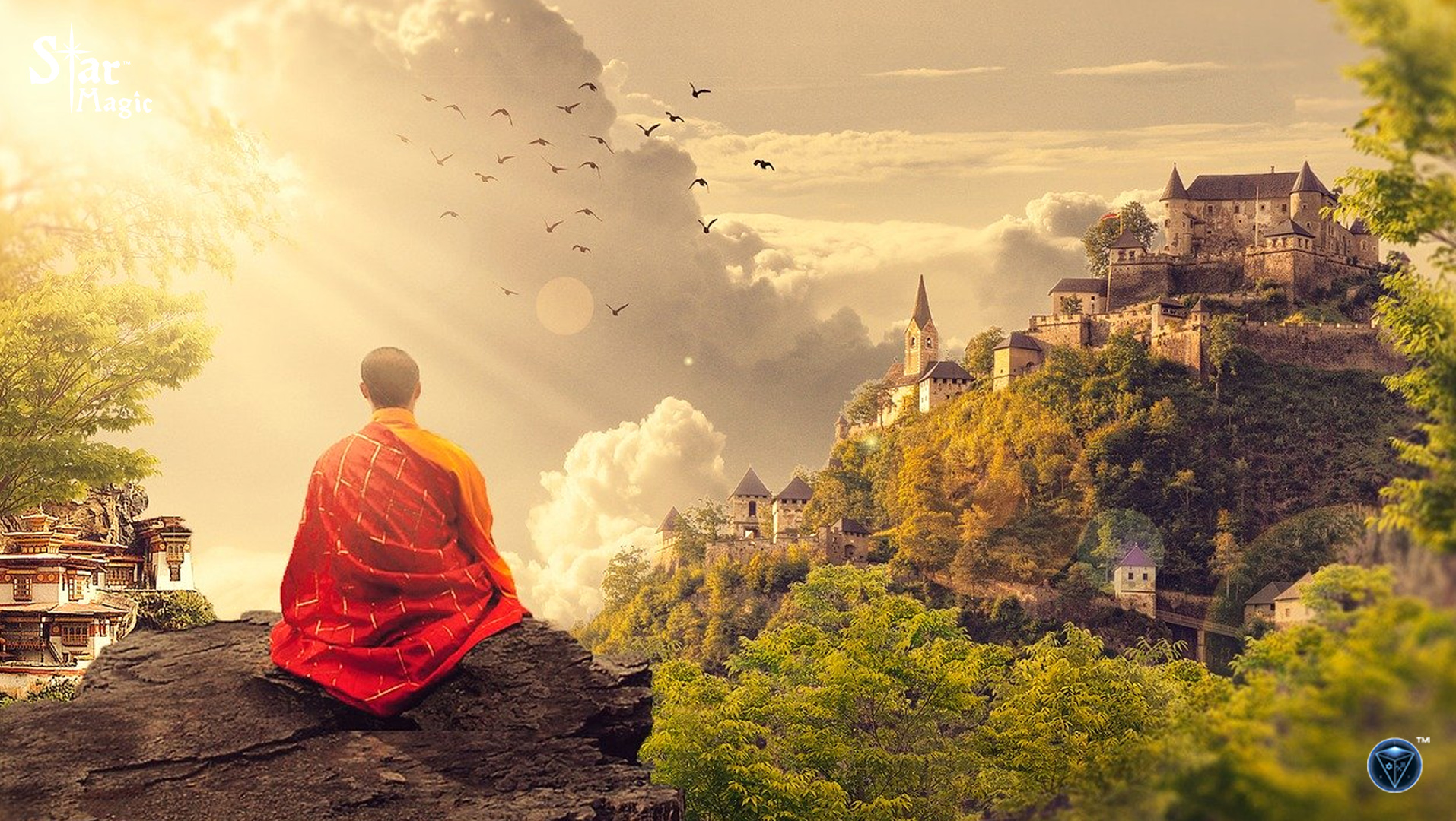 Meditation Heals Your Soul