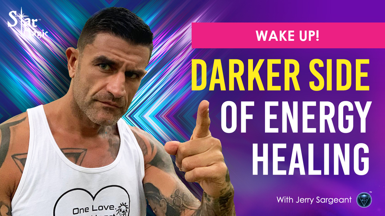 Wake Up  | OMG | Brace Yourself | Darker Side Of Energy Healing