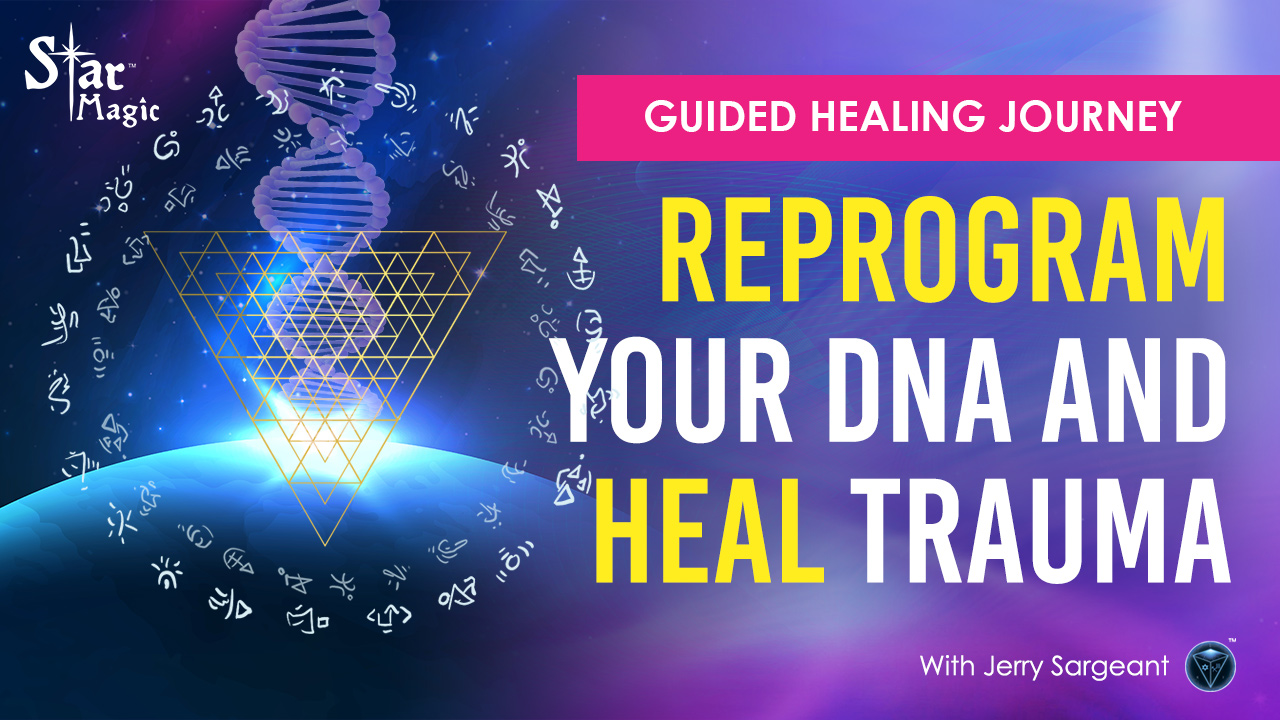 Reprogram Your DNA and Heal Trauma