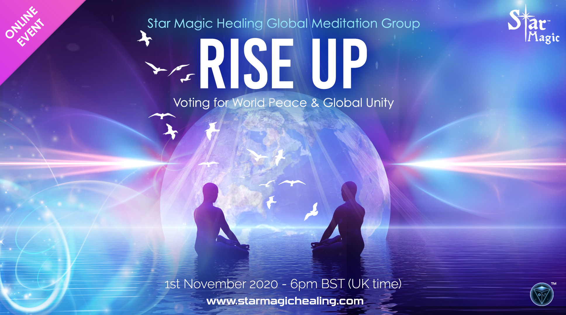 Rise Up - Voting For World Peace & Global Unity