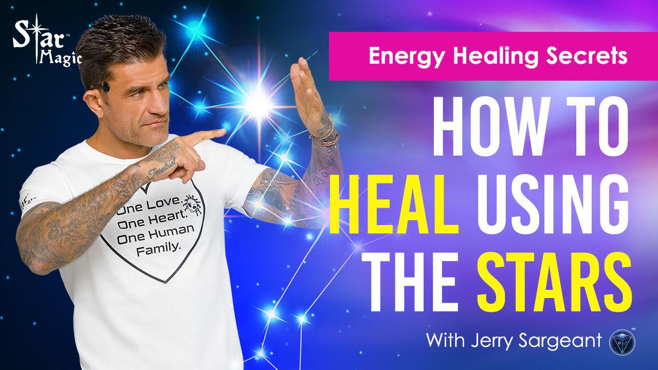 Energy Healing Secrets I How To Heal Using The Stars