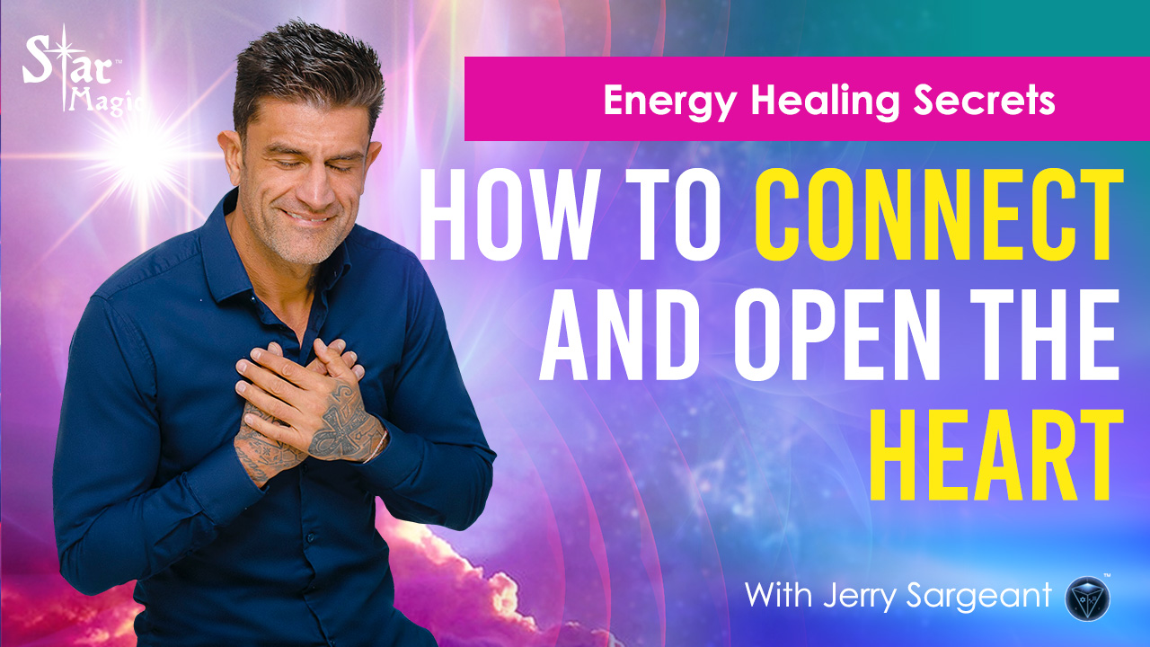 Energy Healing Secrets I How To Connect and Open The Heart