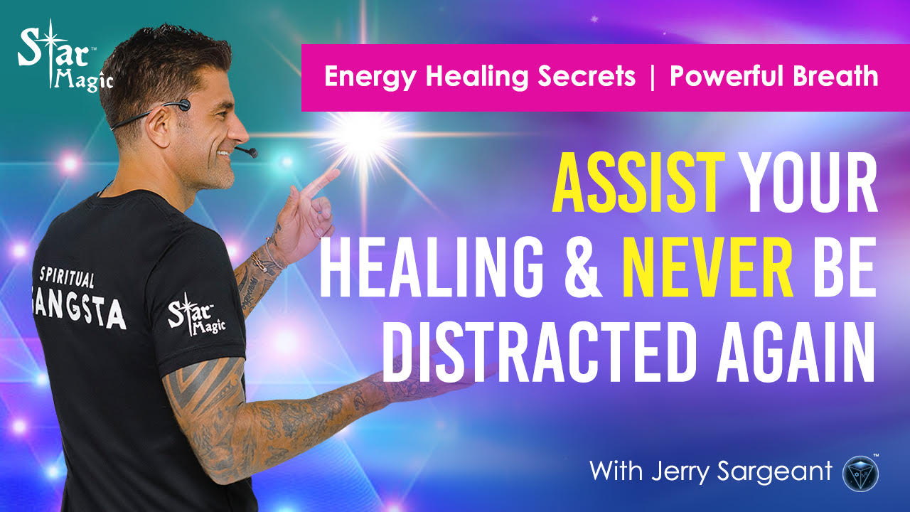 Energy Healing Secrets I Powerful Breathing Technique I Never Be Distracted Again